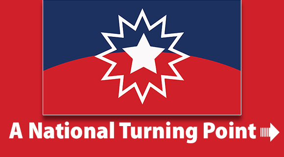 A National Turning Point