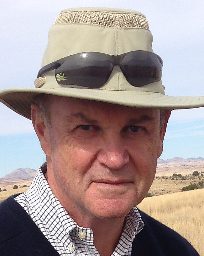 Bill Moore, Junior Warden